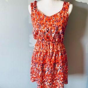 Dresses & Skirts - Summer Floral Dress, Size M